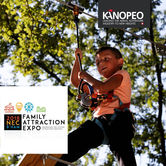Nov 8 - 9 I Kanopeo attends Family Attraction Expo 2018, Booth 1020